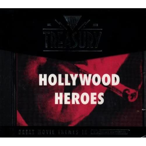 Hollywood-Heroes-Great-Movie-Themes-Various-Artists-Audio-CD