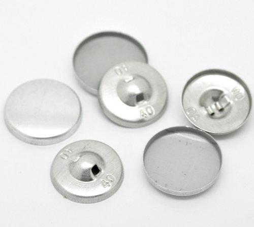 D nde comprar botones para forrar precios tiendas y consejos - Botones para forrar ...
