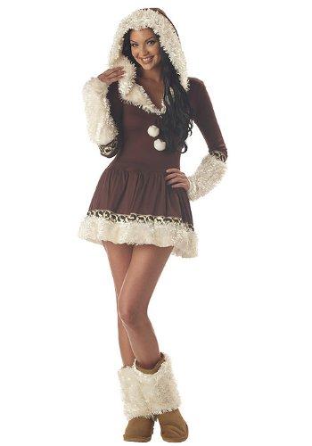 California Costumes Women's Eskimo Kisses Costume