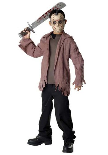Friday The 13th Jason Voorhees Child (Small)