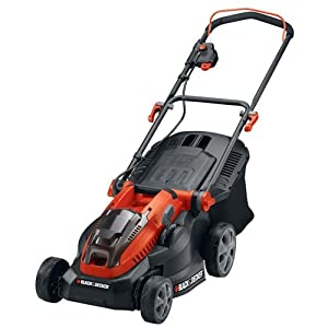 Black & Decker CM1640 16-Inch Cordless Mower, 40-volt from Black & Decker Outdoor