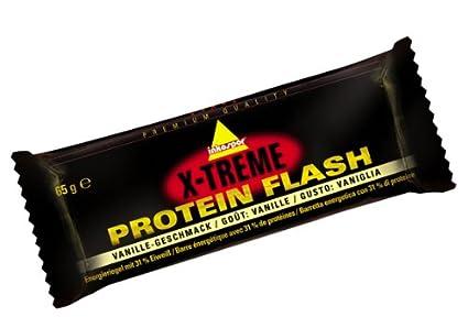 Inko X-Treme Protein-Flash Vanille, 30 x 65 g, 1er Pack (1 x 2 kg Packung)