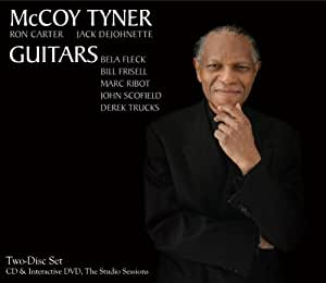 Guitars (CD/DVD)
