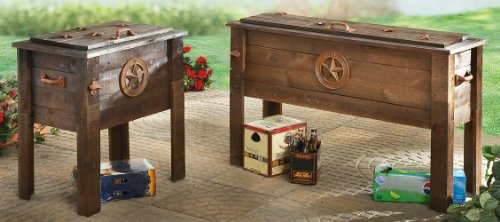 Rustic Cooler 57 quart