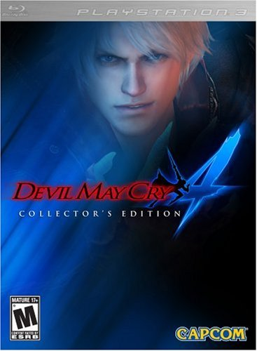 Devil May Cry 4 Collector's Edition