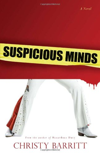 Image of Suspicious Minds (Squeaky Clean Series, Book 2)