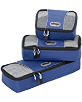 eBags Slim Packing Cubes - Assorted 3 Piece Set