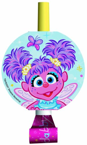 Abby Cadabby Blowouts / Favors (8ct)