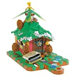Disney Fairies Fairy House Playset with Flying Tinkerbell