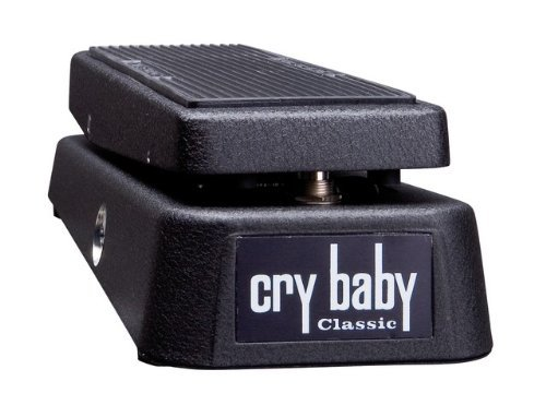 Dunlop Crybaby Classic Wah Pedal front-151678