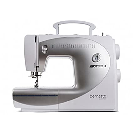 Bernina Bernette Moscow 3 Electric Sewing Machine