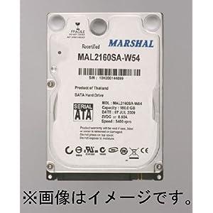 【クリックで詳細表示】MAL2060PA-T42 (60GB 4200RPM ATA) MARSHAL2.5HDD
