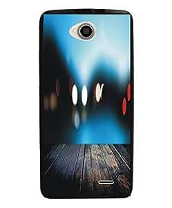 Techno Gadgets Back Cover for Intex Aqua Life 3