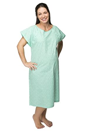 Hospital Patient Gown Designer Gownies Clothing
