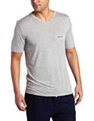 BOSS HUGO BOSS Men's Micromodal Short Sleeve V-neck T-shirt