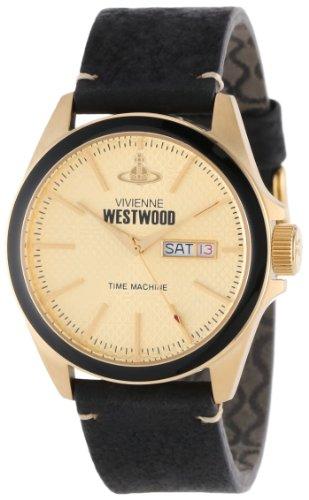 Vivienne Westwood VV063GDBK - Orologio uomo