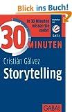30 Minuten Storytelling