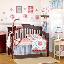 CoCaLo Dahlia - Four Piece Crib Set - 1