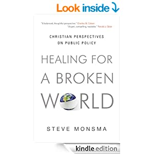 Healing for a Broken World: Christian Perspectives on Public Policy