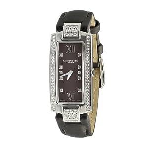 Raymond Weil Women's 1500-ST2-00775 Shine Stainless Steel Case & Bracelet Watch