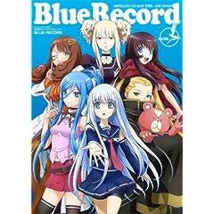 蒼き鋼のアルペジオ‐アルス・ノヴァ‐BLUE RECORD