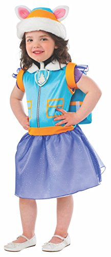 Paw Patrol Everest Girls Halloween Costume Idea