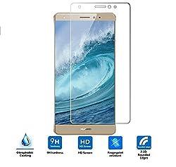 Huawei Honor P9 Screen Protector - Kohinshitsu Premium Tempered Glass Screen Guard for Huawei Honor P9