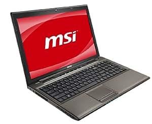 MSI GE620-021US 15.6-Inch Full HD Laptop (Black)