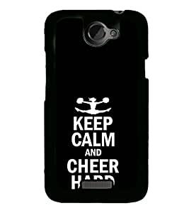 ifasho Designer Phone Back Case Cover HTC One X :: HTC One X+ :: HTC One X Plus :: HTC One XT ( Cheetah Print Phone Case )