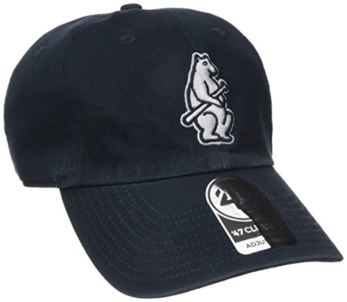 60102aa126c MLB Chicago Cubs Cooperstown  47 Clean Up Adjustable Hat - Import It All