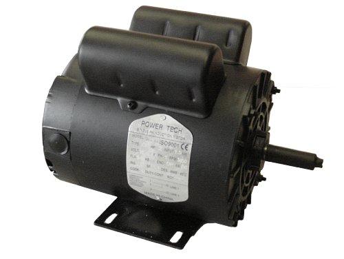 2HP 3450RPM 56FR 1PH OPD CMO2256 Power Tech Air Compressor Motor
