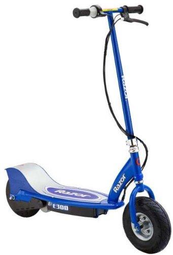 Razor E300 Electric Scooter (Blue)