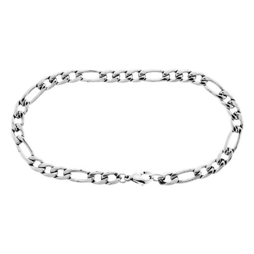 Men's Curb Chain Bracelet 8.5 Inches Long