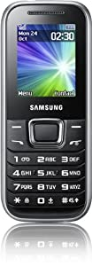 Samsung E1230 SIM Free Mobile Phone from Samsung