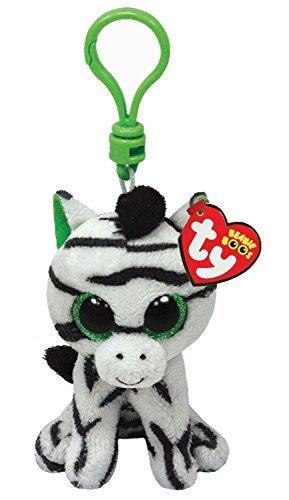 Ty Beanie Boos - Zig Zag-Clip the Zebra