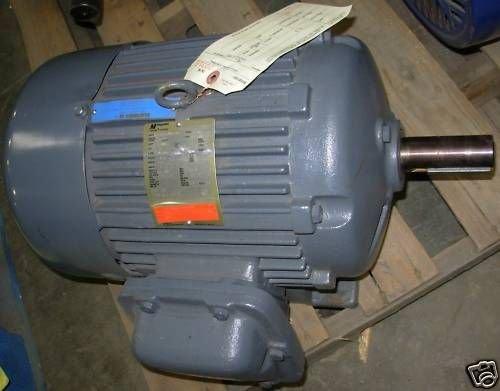 Magnetek 7.5/3.3Hp 3-Phase 460Vac Hazardous Location Motor 6-378640-40