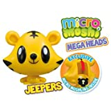Moshi Monsters Mega Heads Jeepers