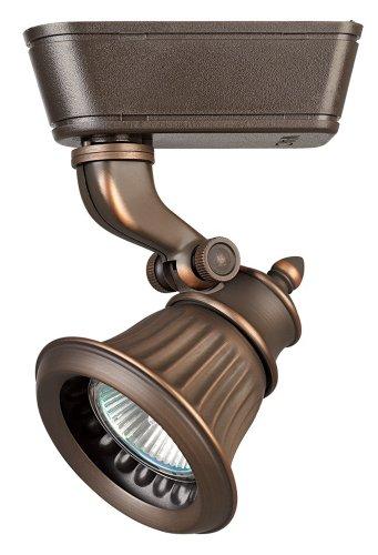 Wac Lighting Lht886Ab Rialto Low Voltage Track Head, Antique Bronze