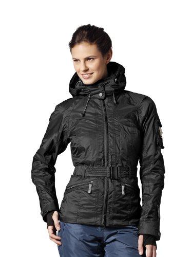 Bogner Fire + Ice Damen Outdoor-Jacke Mischa, black, XS, 3486-4900