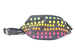 Chira Designs Rainbow Monsters Fanny Pack - Waist pack, stylish and lightweight it\'s the perfect travel accessory