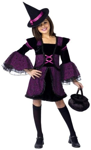 Costumes For All Occasions Fw120733Te Hocus Pocus Witch Teen 0-9