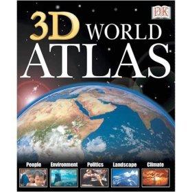DK 3D World Atlas