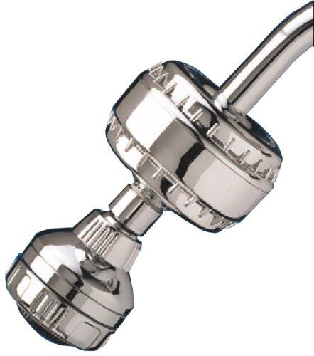 watts 107058 slim line shower filter head inexpensive nhat26thang52. Black Bedroom Furniture Sets. Home Design Ideas