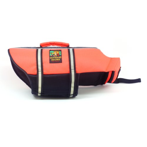 Dog Life Jacket - X-large, Fits Dogs 70-100 Lbs