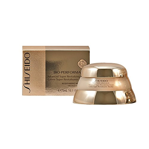 Shiseido Bio-Performance - Crema anti-età super ristrutturante, 1 pz. (1 x 75 ml)