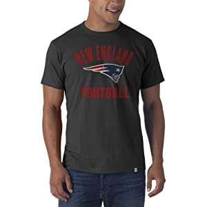 NFL New England Patriots Mens Flanker T-Shirt, Small by