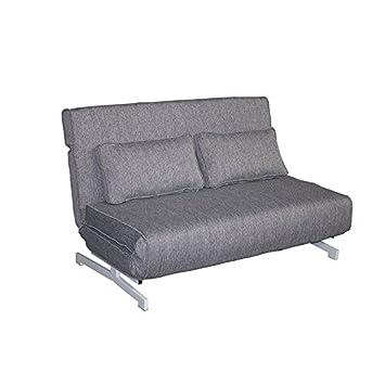 Canapé-lit gris