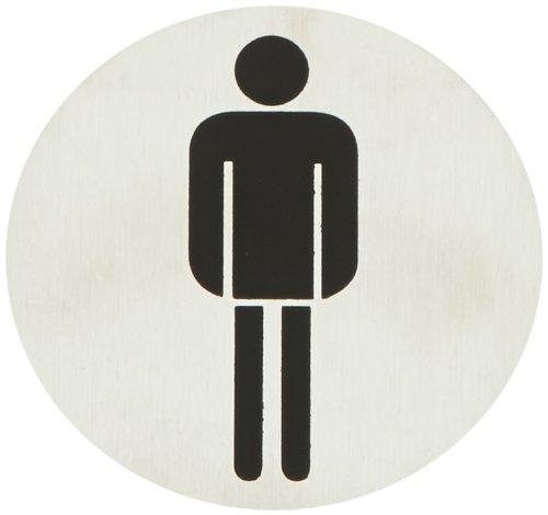 """Blomus Door Sign """"Men's Room"""""""