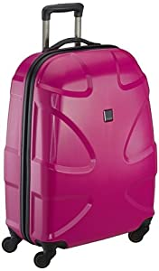 TITAN Suitcase X2 Shark Skin - Special Edition, 54 cm, 38 Liters, Hot Pink