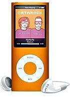 Apple iPod nano 8GB オレンジ()